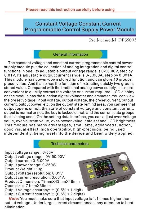 DPS5005-1