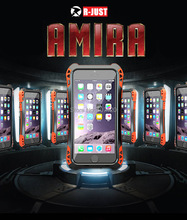 For apple iphone 6 Case 2015 New Multi-color,shock proof waterproof i6 Aluminum Case Cover for iphone 6 6G 4.7″