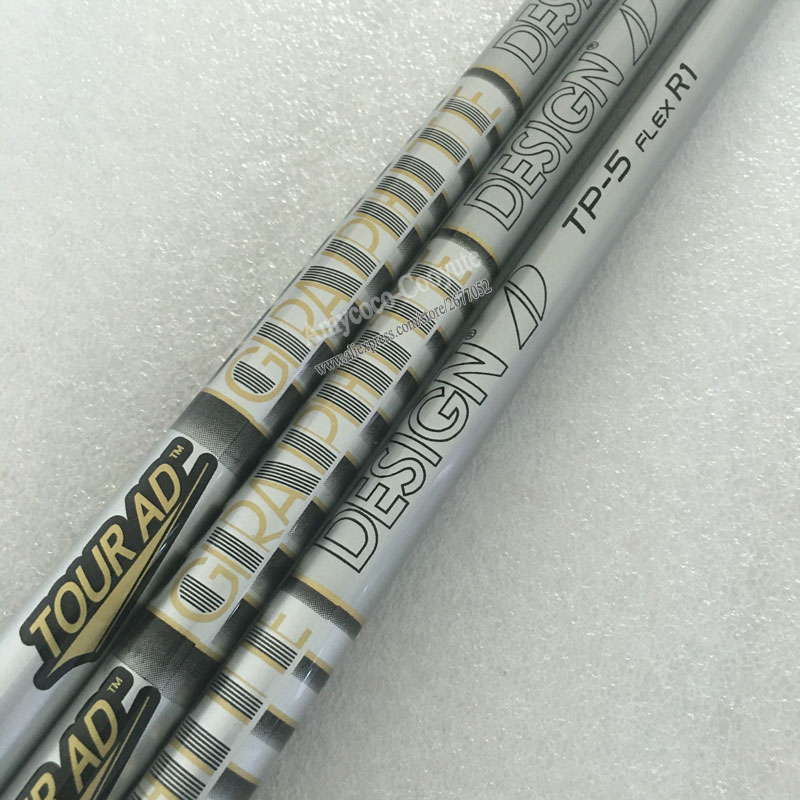 Cooyute New Golf Shafts TOUR <font><b>AD</b></font> TP-5 R1 Golf driver Wood shaft Graphite shaft R or S Flex Clubs Shtaf Free shipping image