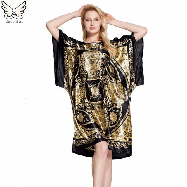 Mujeres Camisones de dormir Pijama Mujeres inicio ropa ropa de dormir  Camisón femenino Vestido de lencería c951746bf0f8