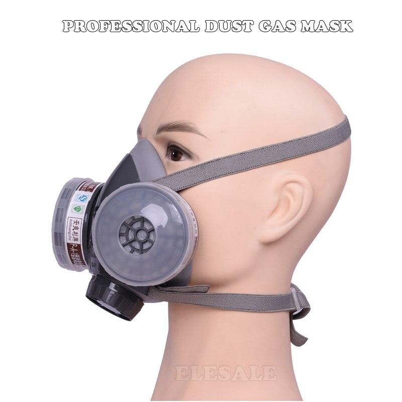 half mask respirator filters