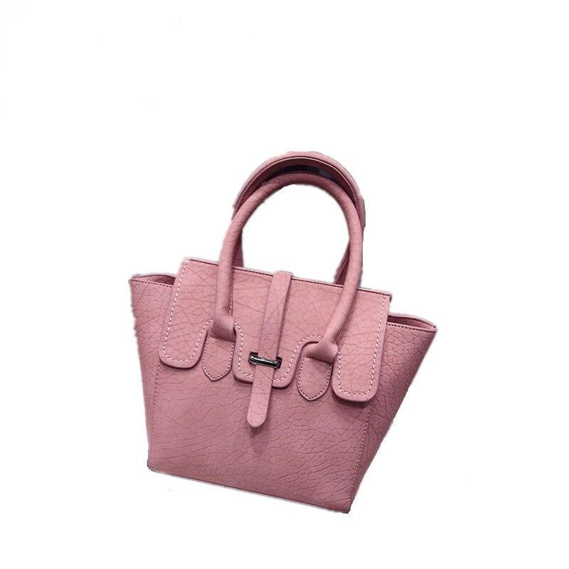 Ladylike High Quality font b Handbag b font 2016 New Fashion Women Litchi Stria Leather PU