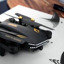 Visuo XS809S Drones Helicóptero com Câmera Hd FPV Wi-fi 720 P 2.4G 4CH 6 Axis Pairando USB Controle Remoto Quadcopter