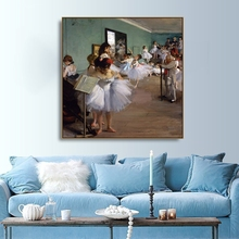 Ballet Dancer Canvas Painting Calligraphy Poster and Prints Living Room Kids Room House Wall Decor Art Home Decoration Picture black and white art canvas painting calligraphy poster and prints living room house wall decor art home decoration picture