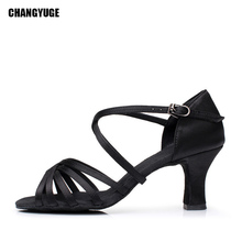 Hot Selling Woman Summer Striped Peep Toe Stiletto High Heels Shoes Black Gold Nude Large