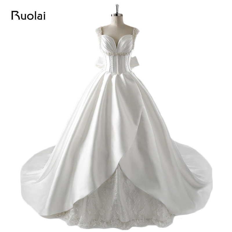 New Arrival Ball Gown Wedding Dress Sweetheart Strapless