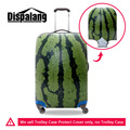 Brand 3D Fruits Portable Elastic Travel Luggage Cover Stretch Protect Suitcase Cover Apply to 18-30 Inch Case Travel Accessories