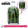 Marca 3D Frutas Tampa Trecho Elástico Portátil Viagem Bagagem Mala Proteger Capa Aplicar para 18-30 Polegada Caso de Viagem acessórios