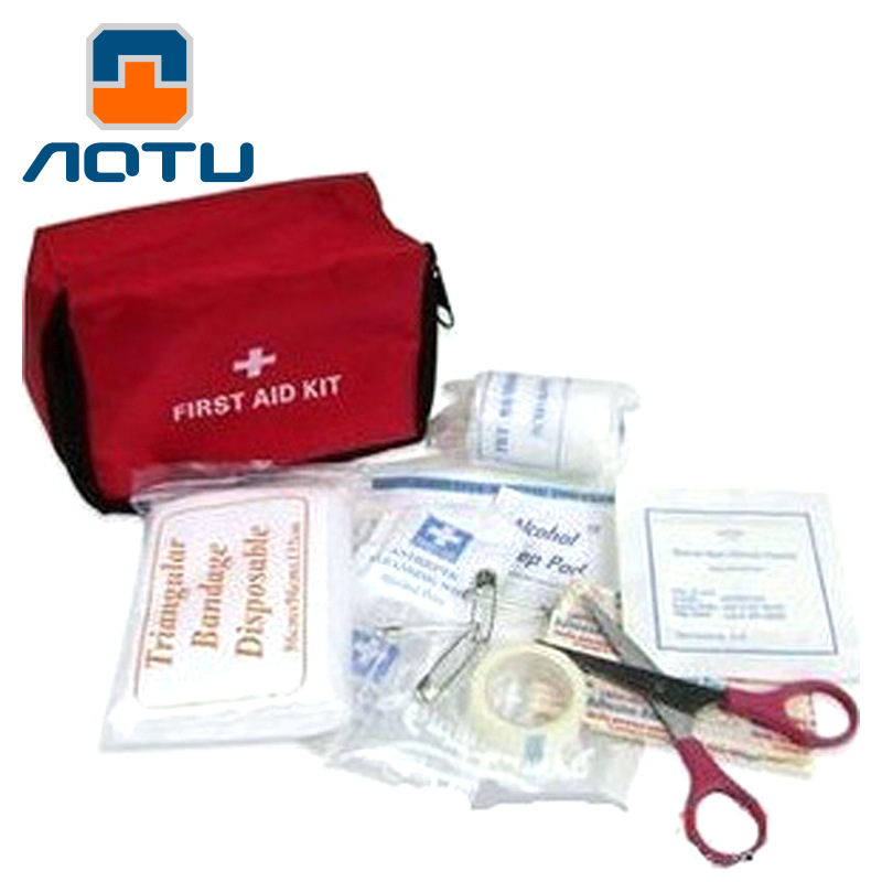 NEW 2019 Outdoor waist type performances bag outdoor first aid medical first aid kit bag contain pharmaceuticals in Safety Survival from Sports Entertainment