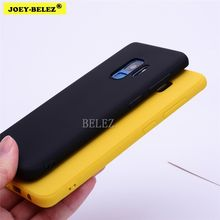 Matte Case For Samsung Galaxy J1 J2 J3 J5 J7 Prime 2015 2016 2017 Soft Silicon Candy Cover J7 Duo J4 J6 Plus J2 Pro J8 2018 case(China)