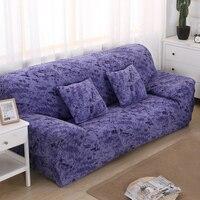 Inkjet padrão elástico estiramento universal sofá cobre secional lance canto capa casos para móveis poltronas decoração de casa Capa p/ sofá    -