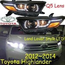 Highlander reflektor, 2012 ~ 2014,2008 ~ 2011, uwalnia statek! Highlander światła przeciwmgielne, światła do 2 sztuk/zestaw + 2 sztuk balast, Highlander sterownik światła, Highlander