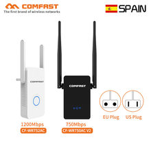 COMFAST 750M&1200M Wi-fi repeater 802.11ac WiFi Signal Amplifier Wireless Router Wi Fi Range Extender Expand Booster AP Roteador(China)