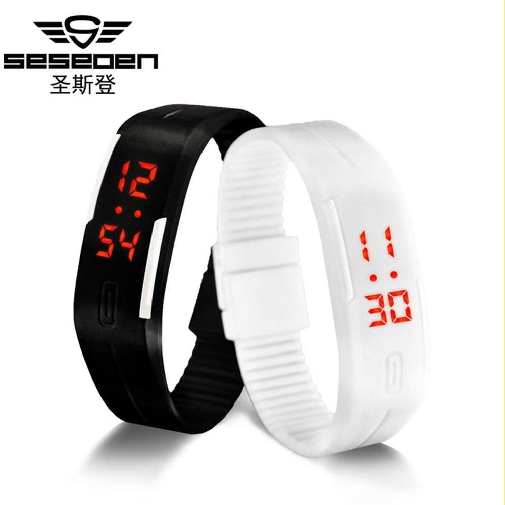 Цифровые часы светодиодные часы мужские Relogio Masculino Relogio Feminino Erkek коль Saati женские часы спортивные мужские часы Montre Homme