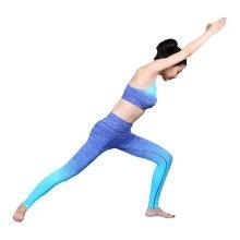 Yoga Bra+Pants Sets Sport Fitness Workout Suit