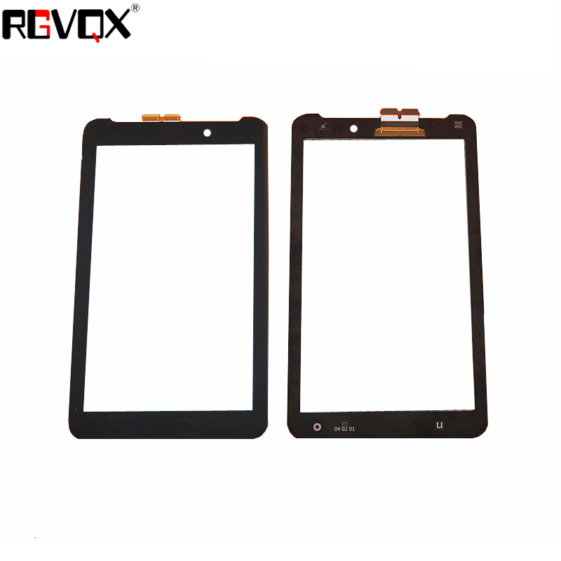 RLGVQDX New Touch Screen for <font><b>ASUS</b></font> ME170 <font><b>K012</b></font> black OGS Front Tablet Touch Panel Glass Replacement parts image