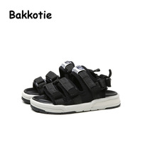 Bakkotie 2017 New Fashion Summer Baby Boy Beach Sandals Kid Brand Toddler Shoe Girl Slippers Removable