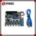 Geklont Duet 2 Wifi V1.04 Upgrades Controller Board DuetWifi Erweiterte 32bit Motherboard Für BLV MGN Cube 3D Drucker CNC