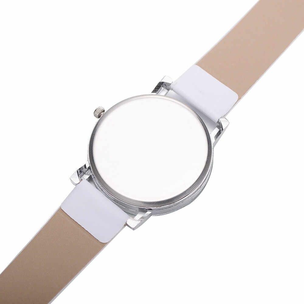 אופנה 2019 Lvpai נשים מקרית של קוורץ רצועת עור שעון אנלוגי שעון יד ולנטיין מתנת קריסטל נירוסטה Dropship