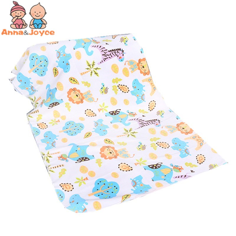 The New Baby Wash Printed Gauze Bath Towel Soft and Comfortable Towel TRQ1298