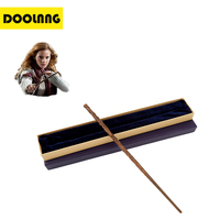 DOOLNNG Harry Potter Magical Wand Metal Core Hermione Granger Magic Wand Cool Gift Stage Performance Props