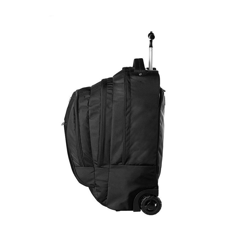 Swisswin Black Rolling Laptop Backpack SWE1058 20 inch Wheeled ...