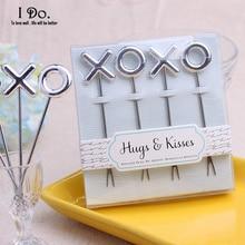 XOXO Fruit Picks Forks for your Wedding Favors