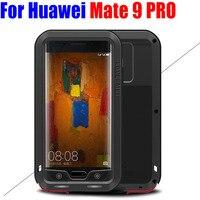 For HUAWEI MATE 9 PRO 5.5 INCH Original Lovemei Aluminum Metal + Shock Drop case for Huawei Mate9 Pro HM94