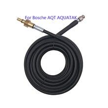 Tuyau de nettoyage à haute pression, 10 15 20 mètres, offre spéciale pour boche AQT AQUATAK