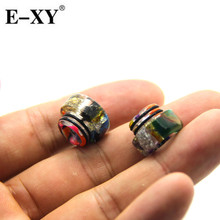 E-XY 810 Starry Sky Drip Tips For 810 adaptation RTA RBA RDA RDTA Atomizer Vape Electronic Cigarette Accessories