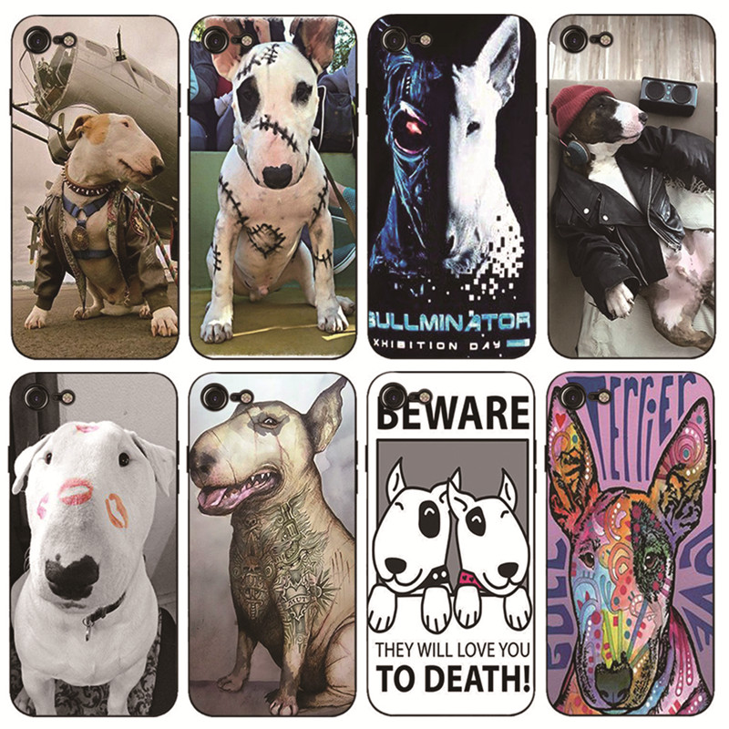 Buy bull terrier iphone 6s plus case and get free shipping on AliExpress.com 6c304c77dc80