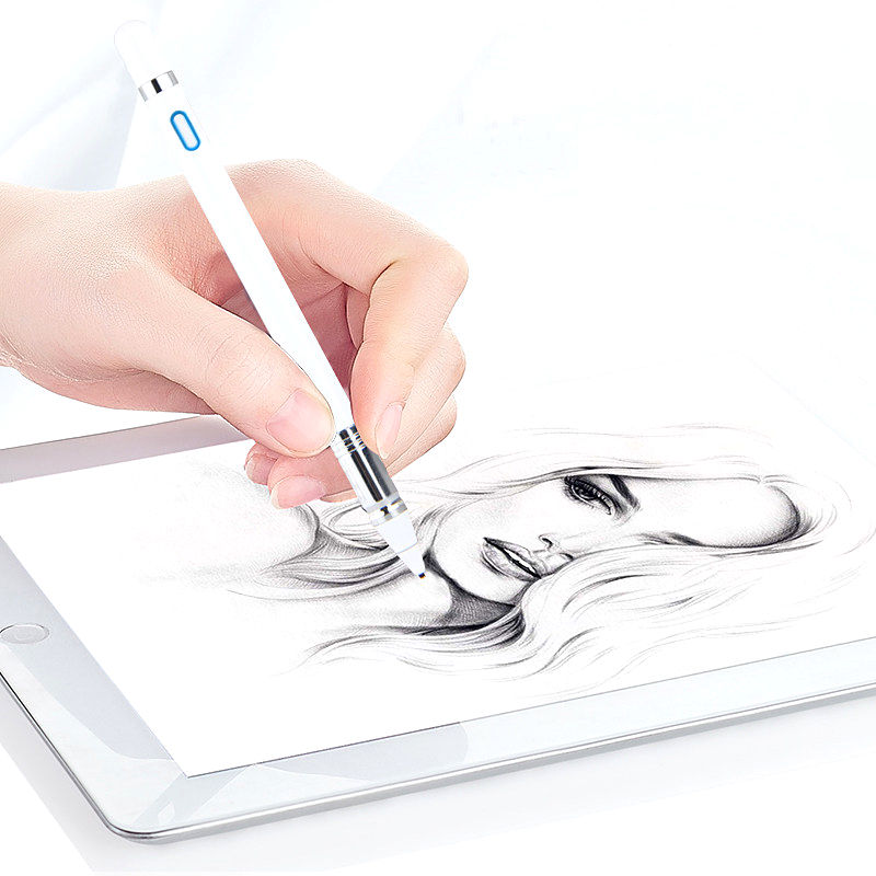 For IPad Pro 12.9 Active Stylus Pen High Precision Capacitive Touch Screen For IPad Pro 11 / 10.5 / 9.7 Inch Tablet Pencil