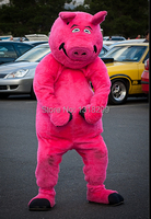 mascot Not So Innocent Pig mascot costume fancy dress custom fancy costume cosplay theme mascotte carnival costume kits