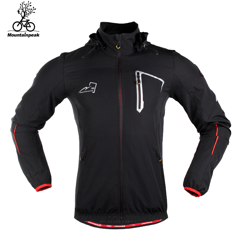 Men Women Cycling Jackets Outdoor Hooded Jackets Spring Autumn Running Hiking Climbing Windbreaker UV-Protect Dust Coat S-3XL