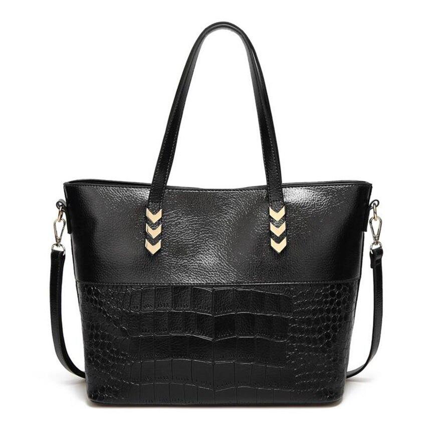 Luxury brand Large Leather Tote handbag For women Shoulder bag top-handle Office Shop hand bag bag Arrow hardware Design 5