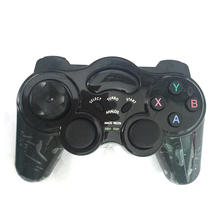 For Sony for Ps2 2 4G Wireless Game Controller joystick font b Gamepad b font for