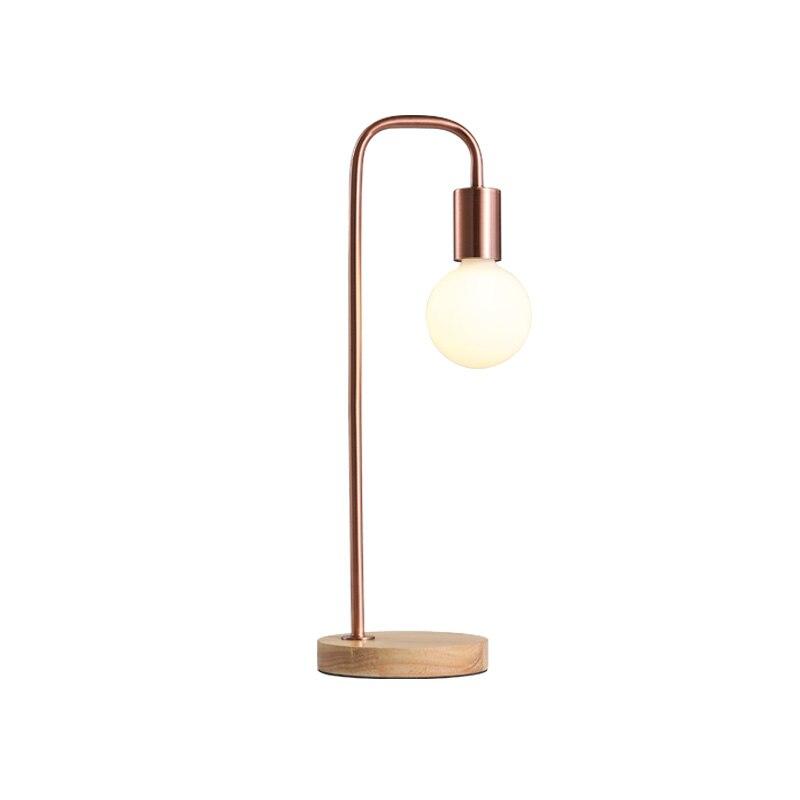Modern Brief Spanish Defender Bedroom Table Lamp Fashion Table Lamp Light Living Room Wedding lights стоимость