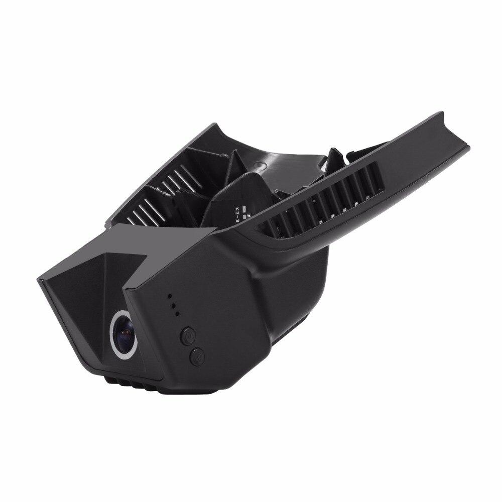 Auto Video Full HD 1080P Camera dvrs Dash Cam Blackbox DVR For Benz C/E Class 204-212(Year 2008-14) 170 Angle Hidden Install