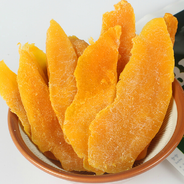 Dried manggo