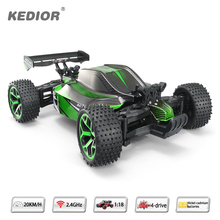 RC Cars Rock Off-Road Vehicle 2.4Ghz 4WD High Speed 1:18 Remote Control Racing Cars Fast Race Buggy VS WL TOYS A959 RC Car