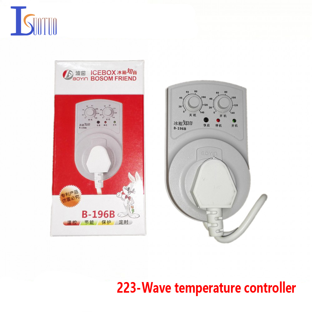 New wave electronic temperature controller time timer refrigerator companion refrigerator companion refrigerator delay protector  цены