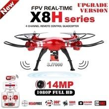 SYMA X8HG X8HW RC font b Drone b font 2 4G 6 Axis FPV RC Quadcopter