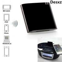 Desxz 30 פינים Mini Bluetooth מוסיקה מקלט 4.1 + EDR A2DP & AVRCP class 2 פינים dock connector עבור ipad ipod iphone apple רמקול