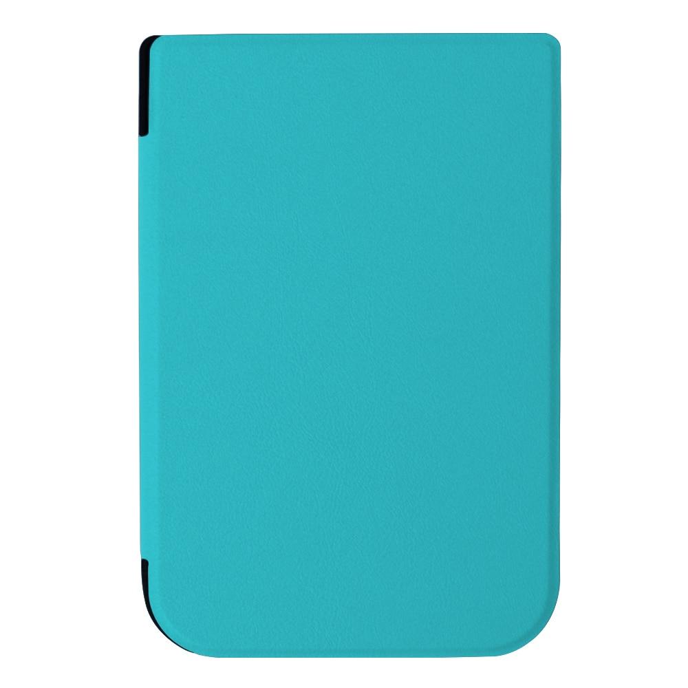 Auto Sleep Smart PU funda de cuero para 2016 pocketbook touch HD 6 - Accesorios para tablets - foto 4