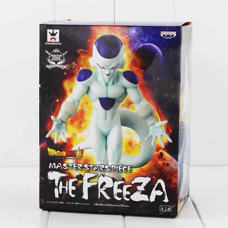 """Dragon Ball Z Figura de Ação DO PVC Brinquedos Frieza Edição Combate Modelo Colecionável Boneca Com Caixa de Freezer 7 """"18 cm"""