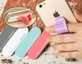 Aderência inteligente u-em forma de anel de dedo smartphone titular bonito colorido banda multi suporte do telefone móvel para iphone samsung htc todos os telefones