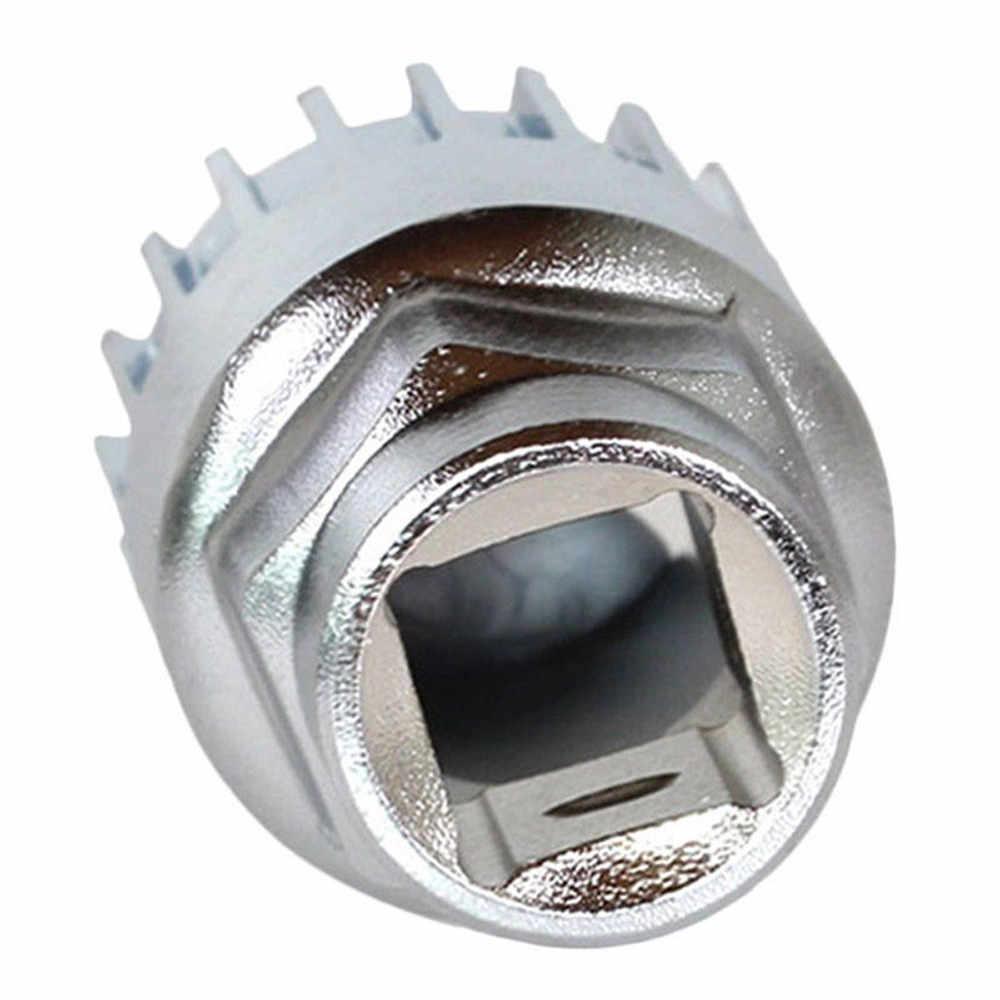 Extractor de manivela de bicicleta para ciclismo al aire libre Extractor de manivela para quitar el soporte inferior de la rueda Extractor de la rueda conjunto de herramientas de reparación accesorios de bicicleta