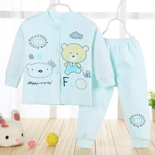 Baby Born Promotion Down & Parkas Woolen Baby Set 2016 New Male And Female Cotton Underwear Sets Newborn / Warm Suit Clothing