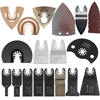 New 66 Pcs Oscillating Multi Tool Saw Blades Accessories Fit For Multimaster Power Tools As Fein