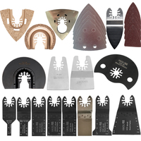New 66 pcs Oscillating multi Tool Saw Blades Accessories fit for Multimaster power tools as Fein,Black&Decker etc,quick change